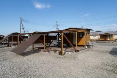 茨城キャンプ ウォーターガーデンリゾートキャンプ&マリーナ